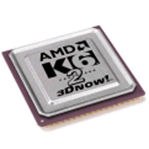 AMD K6-II 400MHz 128K Cache OEM Mfr P/N AMDK62400/128-O