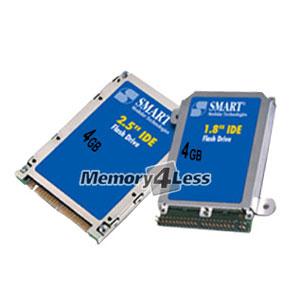 Smart 4GB Mini-IDE Flash Drive 44-pin (SSD) Solid State Drive Mfr P/N SG9IDE5F4GSMCAX