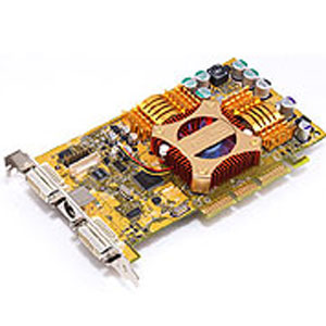 V9560VS ASUS Nvidia GeForce Fx5600 128MB DDR TV-Out Dual DVI Video Graphics Card