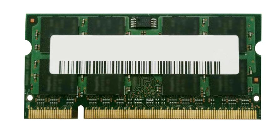 Lexmark 1GB PC2-5300 DDR2-667MHz non-ECC Unbuffered CL5 200-Pin SoDimm Memory Module for Lexmark T654N Series Mfr P/N 1025043-A1