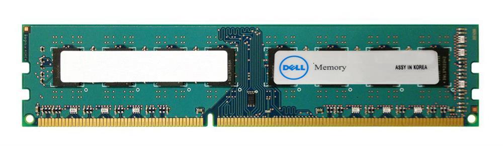 Dell 2GB PC3-10600 DDR3-1333MHz non-ECC Unbuffered CL9 240-Pin DIMM Single Rank Memory Module Mfr P/N 1N7HK