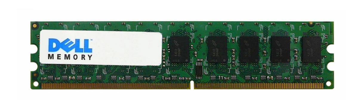 Dell 1GB Kit (4 X 256MB) PC2-3200 DDR2-400MHz ECC Unbuffered CL3 240-Pin DIMM Single Rank Memory Mfr P/N 311-4630