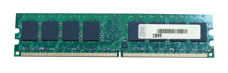 31P9123 IBM 1GB PC2700 DDR-333MHz non-ECC Unbuffered CL2.5 184-Pin DIMM Memory Module for ThinkCentre A51 S50