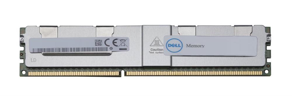 370-ABGZ Dell 64GB PC3-12800 DDR3-1600MHz ECC Registered CL11 240-Pin Load Reduced DIMM Octal Rank Memory Module370-ABGZ