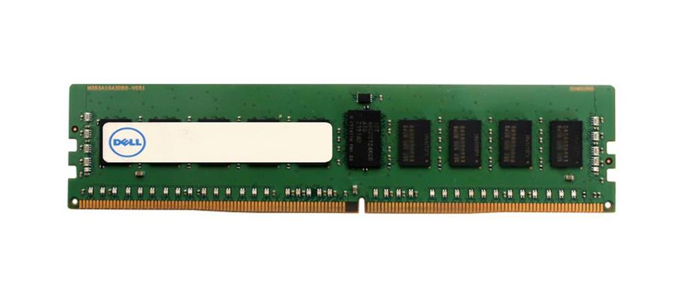 370-ACTR Dell 8GB PC4-17000 DDR4-2133MHz Registered ECC CL15 288-Pin DIMM 1.2V Single Rank Memory Module