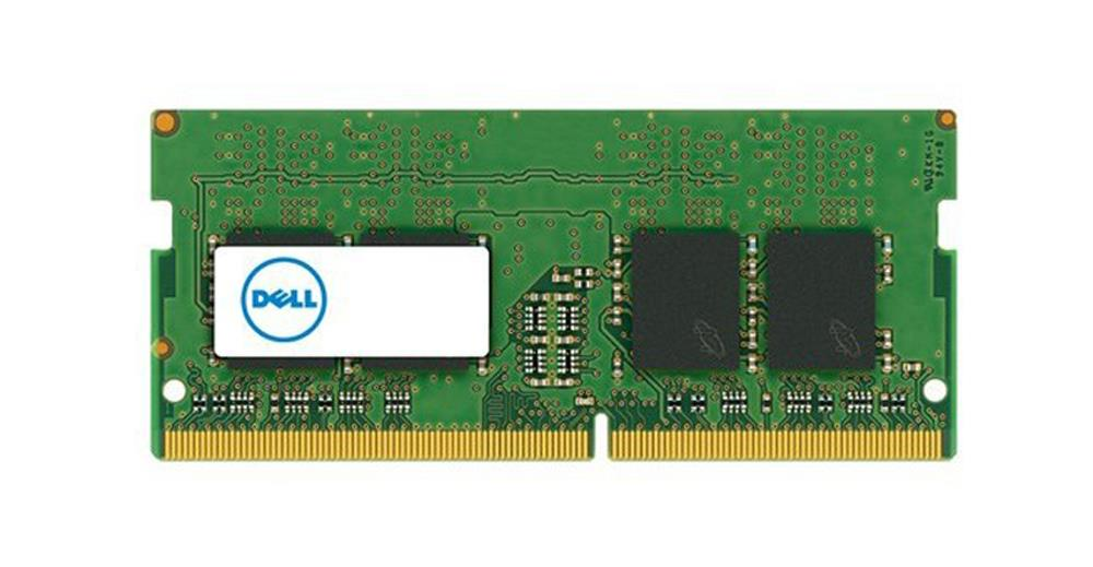 370-ADJP Dell 64GB Kit (4 x 16GB) PC4-19200 DDR4-2400MHz non-ECC Unbuffered CL17 260-Pin SoDimm 1.2V Dual Rank Memory