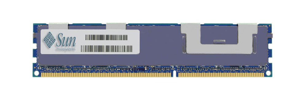 371-5023 Sun 16GB PC3-8500 DDR3-1066MHz ECC Registered CL7 240-Pin DIMM 1.35V Low Voltage Quad Rank Memory Module