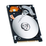 HP 80GB 4200RPM IDE Ultra ATA-100 2.5-inch Internal Hard Drive Mfr P/N 394354-001