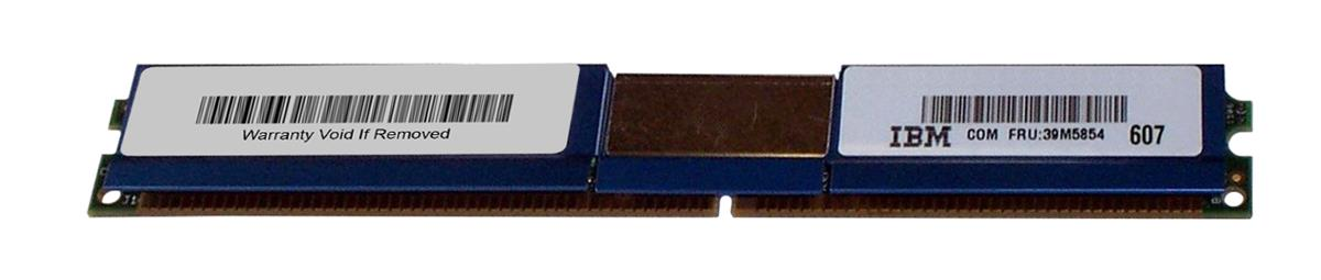 39M5854 IBM 4GB PC3200 DDR-400MHz ECC Registered CL3 184-Pin DIMM Very Low Profile (VLP) Memory Module
