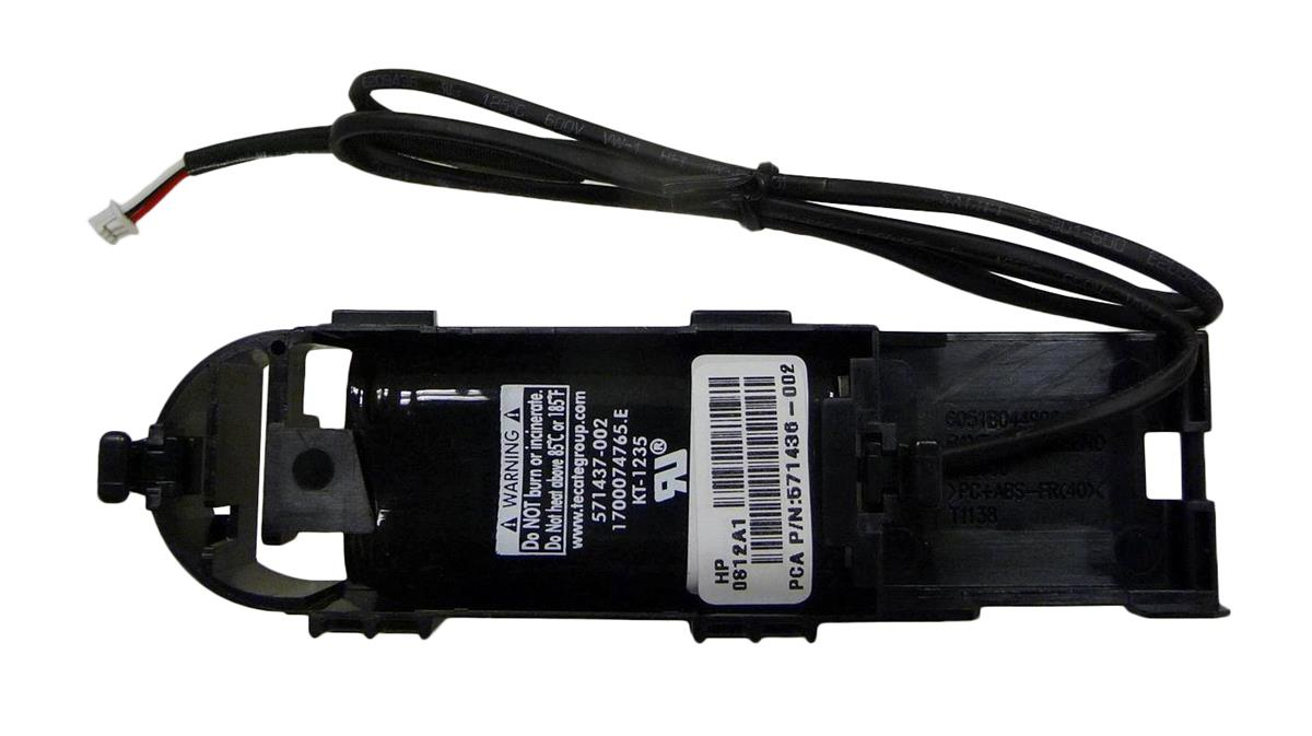 HP P410i 1GB FLASH BACKED WRITE CACHE W//Battery 505908-001 571436-002 587324-001