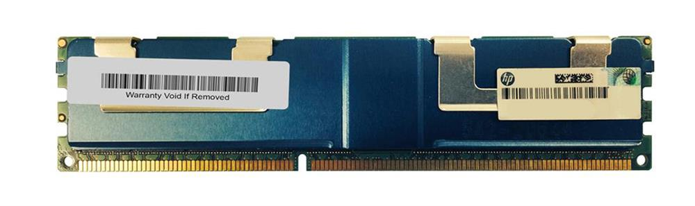 700838-S21 HP 64GB PC3-12800 DDR3-1600MHz ECC Registered CL11 240-Pin Load Reduced DIMM Octal Rank Memory Module