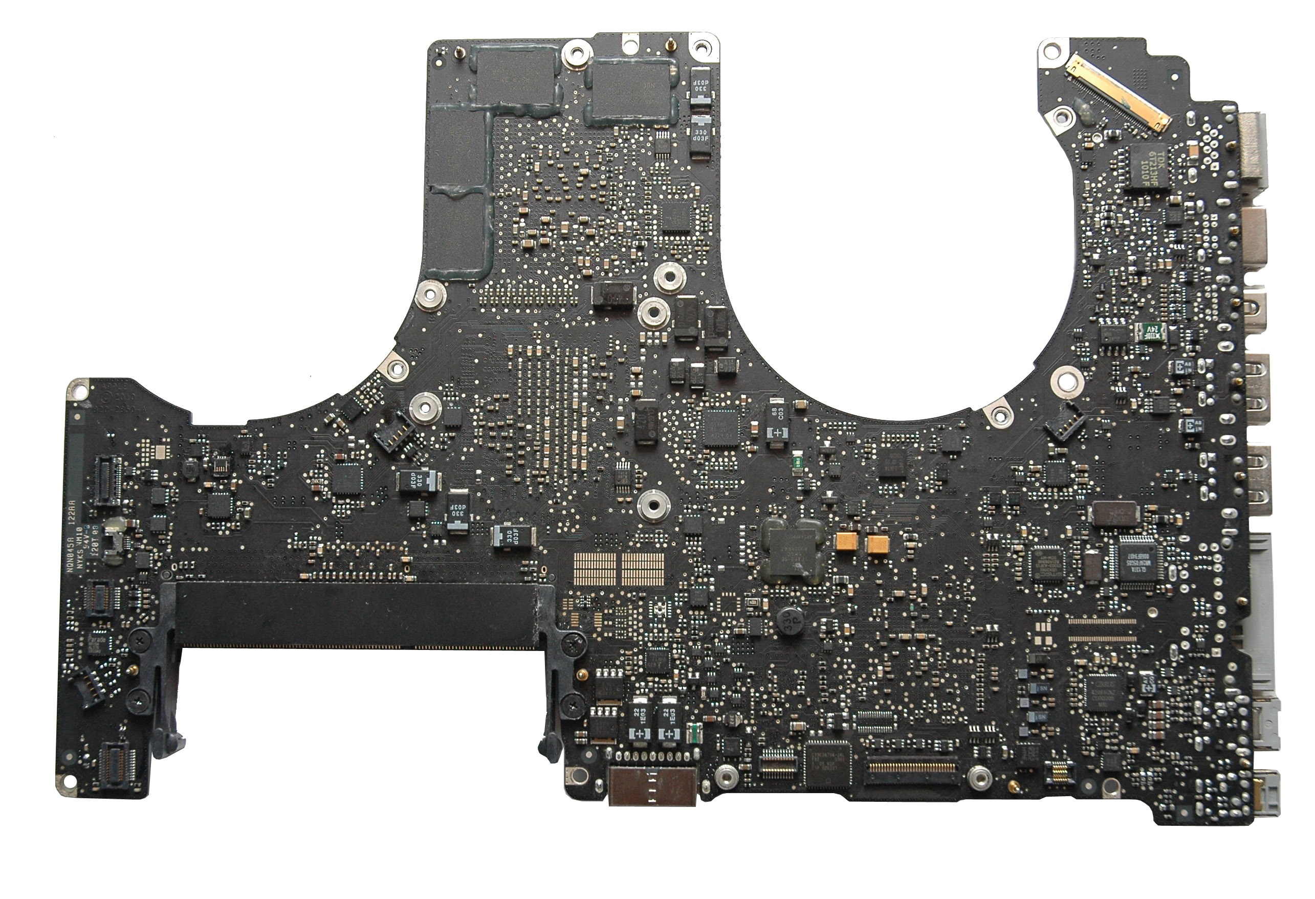 820-2850-A Apple 2.53GHz Logic Board for MacBook Pro 15-Inch Mid 2010 (Refurbished)