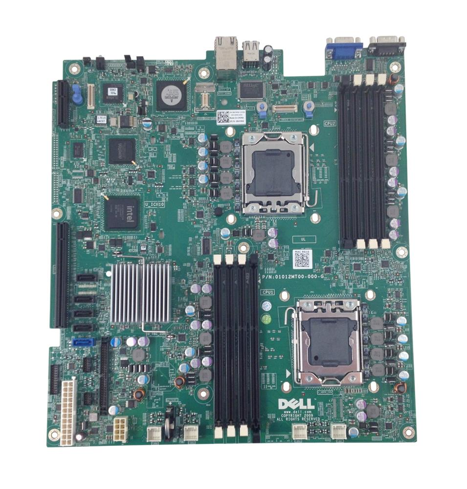 Dell System Board (Motherboard) for PowerEdge R510 (Refurbished) Mfr P/N 84YMW