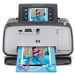 HP PhotoSmart A646 Compact Photo Color InkJet Printer with Bluetooth (Refurbished) Mfr P/N CC001A