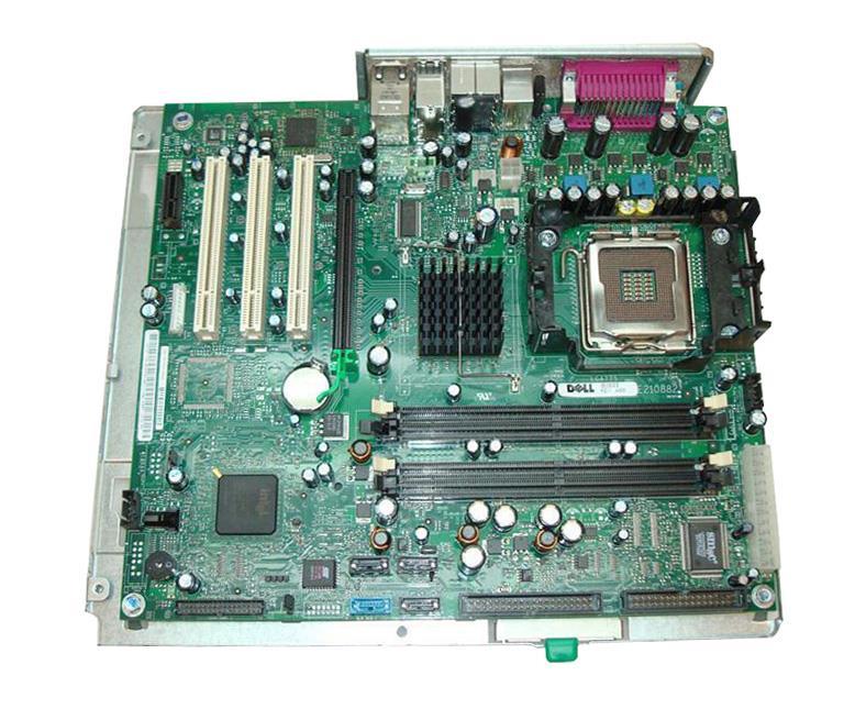 CH776 Dell System Board (Motherboard) for Dimension 8400 (Refurbished)