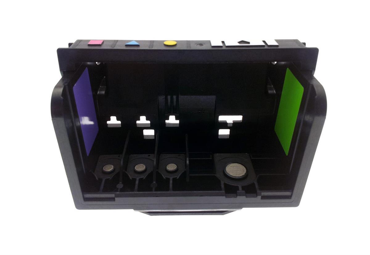HP 4-Ink Printhead V1 Service Kit (Refurbished) Mfr P/N CN643A