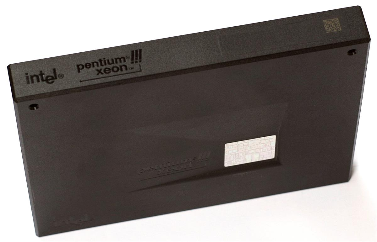 HP 500MHz 100MHz FSB 512KB L2 Cache Socket S.E.C.C Intel Pentium III Xeon Processor Upgrade Mfr P/N D7109A