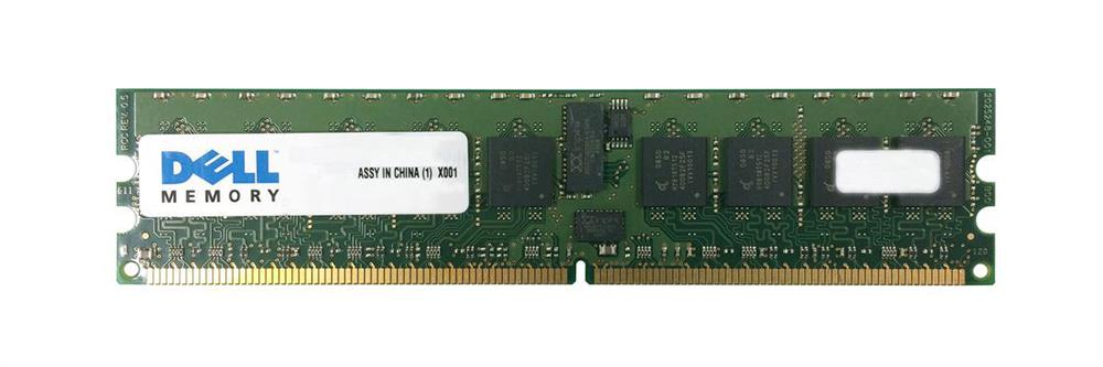 Dell 16GB Kit (16 x 1GB) PC2-3200 DDR2-400MHz ECC Registered CL3 240-Pin DIMM Single Rank Memory for PowerEdge 6850 Server Mfr P/N H7558