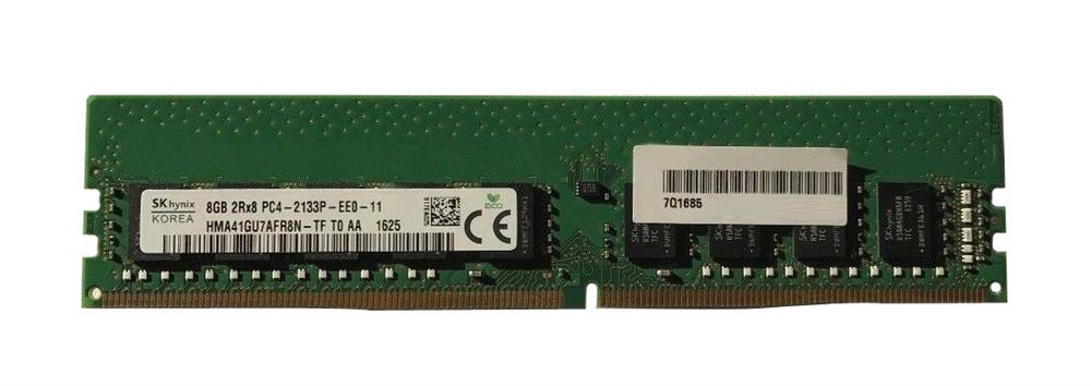 M4L Certified 8GB 2133MHz DDR4 PC4-17000 ECC CL15 288-Pin Dual Rank x8 DIMM Mfr P/N M4L-PC42133ED4D815D-8G