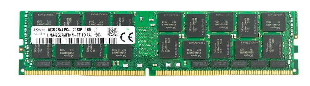 M4L Certified 16GB 2133MHz DDR4 PC4-17000 Reg ECC CL15 288-Pin Dual Rank x4 LRDIMM Mfr P/N M4L-PC42133RD4D415LRD-16G