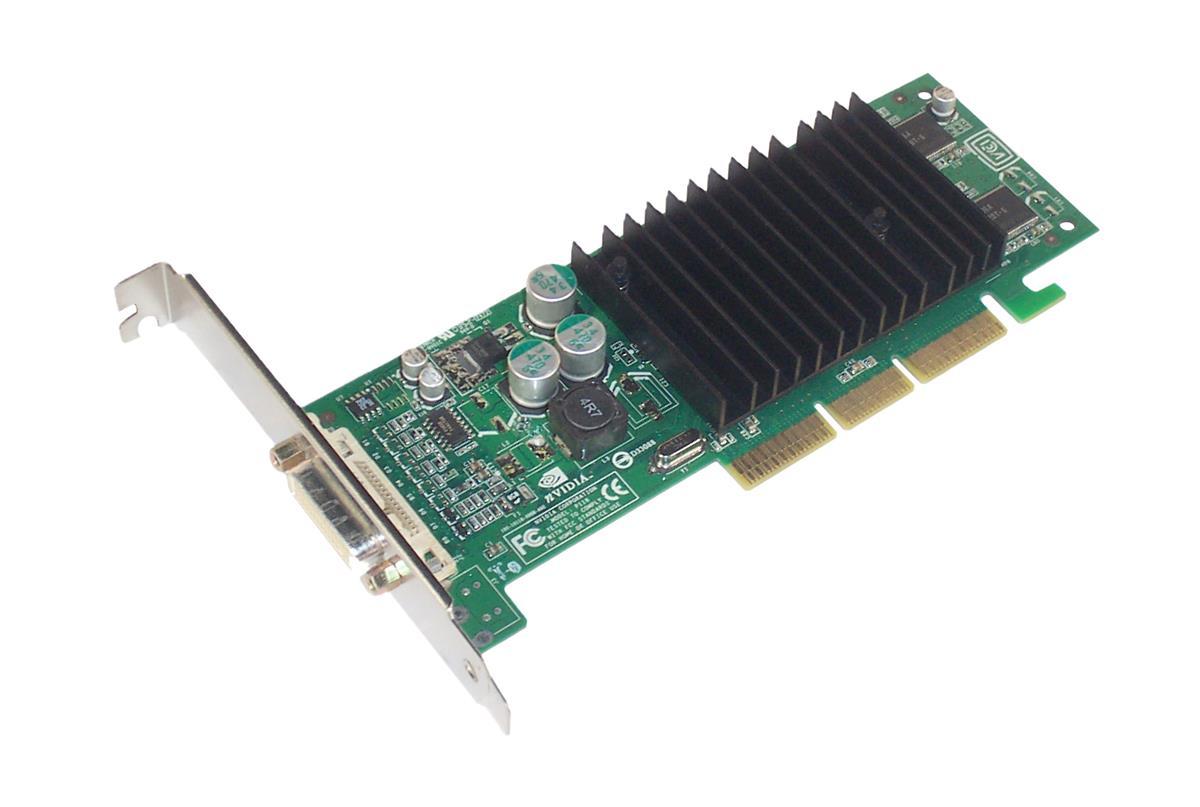 Dell 64MB nVidia Quadro4 280 Video Graphics Card Mfr P/N J0880