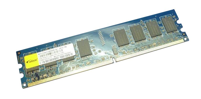M2Y2G64TU8HD0B-AC Elixir 2GB DDR2 PC6400 Memory