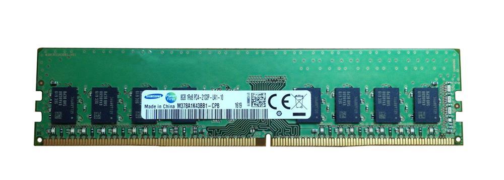 M4L Certified 8GB 2133MHz DDR4 PC4-17000 Non-ECC CL15 288-Pin Single Rank x8 DIMM Mfr P/N M4L-PC42133ND4S815D-8G