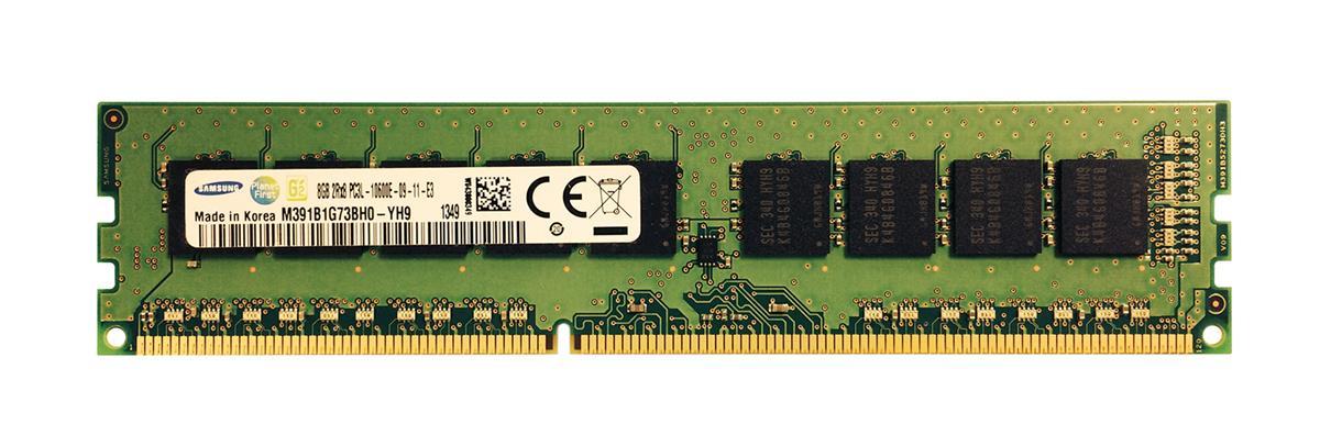 M4L Certified 8GB 1333MHz DDR3 PC3-10600 ECC CL9 240-Pin Dual Rank x8 1.35V Low Voltage DIMM Mfr P/N M4L-PC31333ED3D89DL-8G