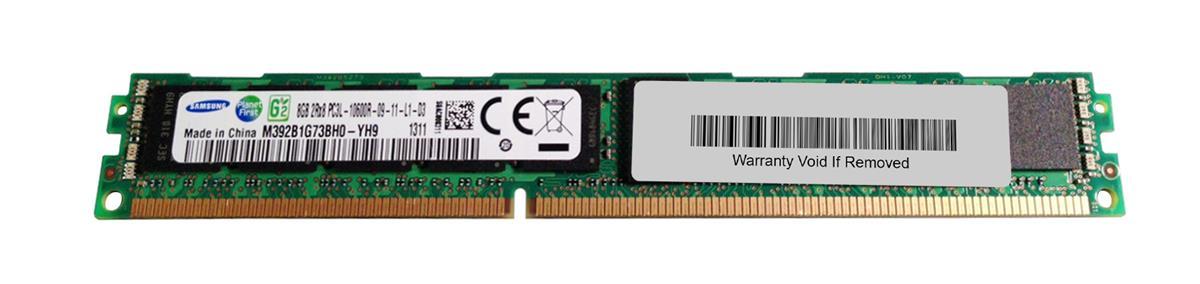 M4L Certified 8GB 1333MHz DDR3 PC3-10600 Reg ECC CL9 240-Pin Dual Rank x8 VLP 1.35V Low Voltage DIMM Mfr P/N M4L-PC31333RD3D89DVL-8G