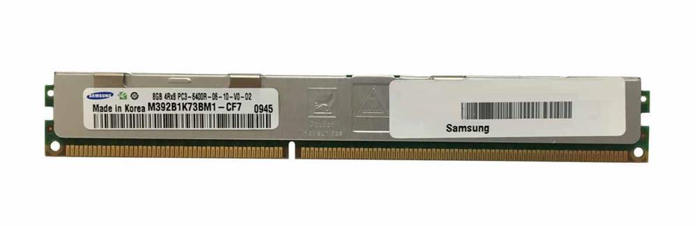 M4L Certified 8GB 800MHz DDR3 PC3-6400 Reg ECC CL6 240-Pin Quad Rank x8 VLP DIMM Mfr P/N M4L-PC3800RD3Q86DV-8G