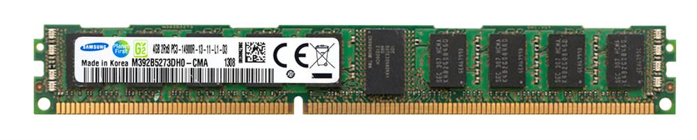 M4L-PC31866RD3D813DV-4G M4L Certified 4GB 1866MHz DDR3 PC3-14900 Reg ECC CL13 240-Pin Dual Rank x8 VLP DIMM