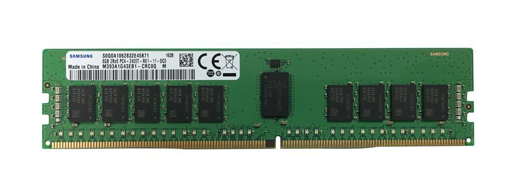M4L Certified 8GB 2400MHz DDR4 PC4-19200 Reg ECC CL17 288-Pin Dual Rank x8 DIMM Mfr P/N M4L-PC42400RD4D817D-8G
