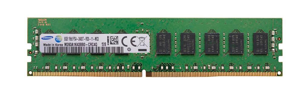 M4L Certified 8GB 2400MHz DDR4 PC4-19200 Reg ECC CL17 288-Pin Single Rank x8 DIMM Mfr P/N M4L-PC42400RD4S817D-8G