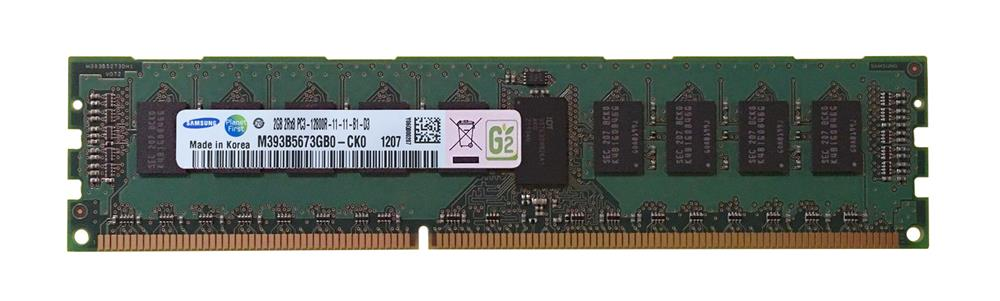 M4L Certified 2GB 1600MHz DDR3 PC3-12800 Reg ECC CL11 240-Pin Dual Rank x8 DIMM Mfr P/N M4L-PC31600RD3D811D-2G