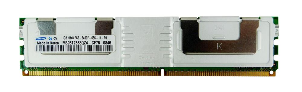 M4L Certified 1GB 800MHz DDR2 PC2-6400 Fully Buffered ECC CL6 240-Pin Single Rank x8 DIMM Mfr P/N M4L-PC2800ED2S86FD-1G
