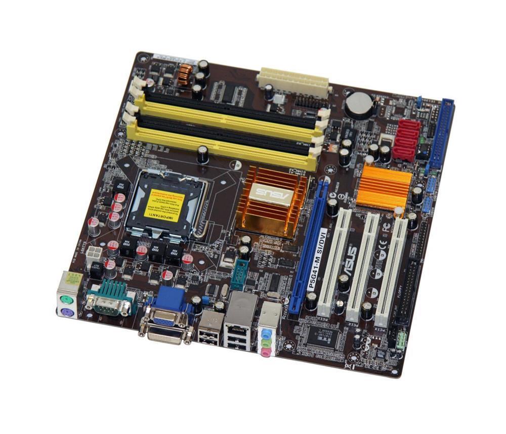 ASUS P5G41-M SI/DVI DRIVER PC