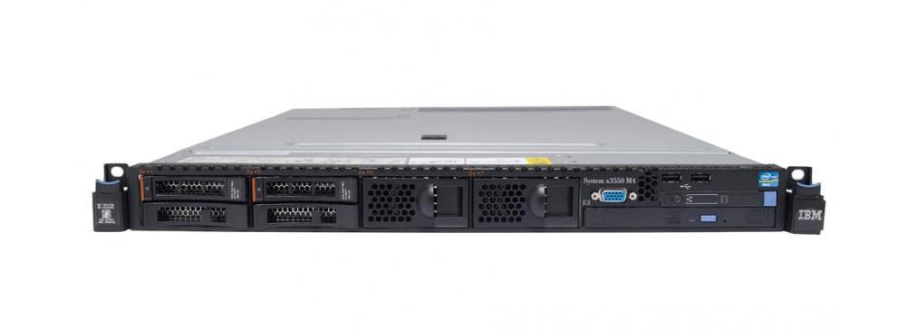 Ibm System X3550 M4 E5 2600 V2 7914 Series