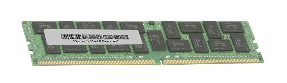 MEM-DR464L-HL01-LR21 SuperMicro 64GB PC4-17000 DDR4-2133MHz ECC Registered CL15 288-Pin Load Reduced DIMM 1.2V Quad Rank Memory Module