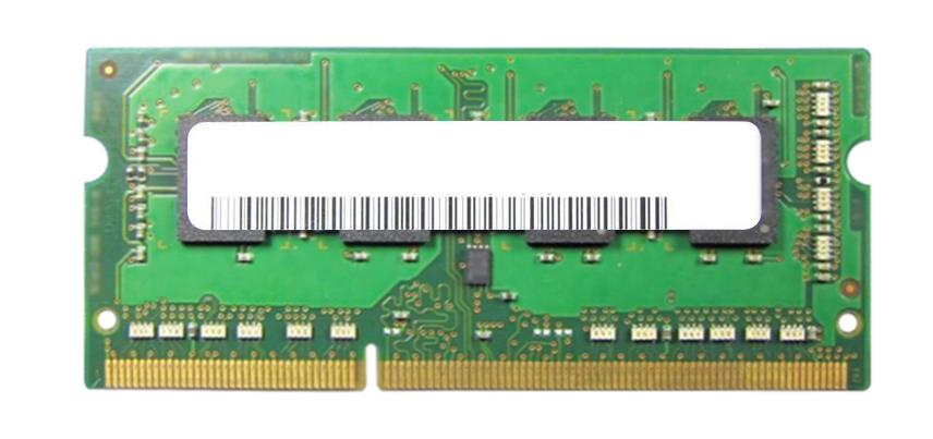 Toshiba 4GB PC3-10600 DDR3-1333MHz non-ECC Unbuffered CL9 204-Pin SoDimm Memory Module Mfr P/N PA3918U-1M4G