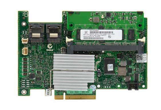 Dell PERC H700 512MB Cache SAS 6Gbps PCI Express 2.0 x8 0/1/5/6/10/50/60 RAID Controller Card Mfr P/N R374M