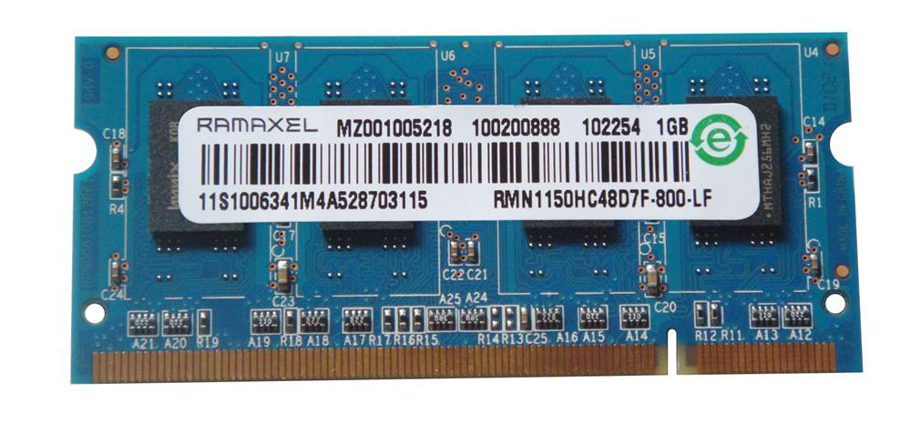 Ramaxel RMN1740SB38D7F-667 1GB DDR2 Laptop RAM Memory