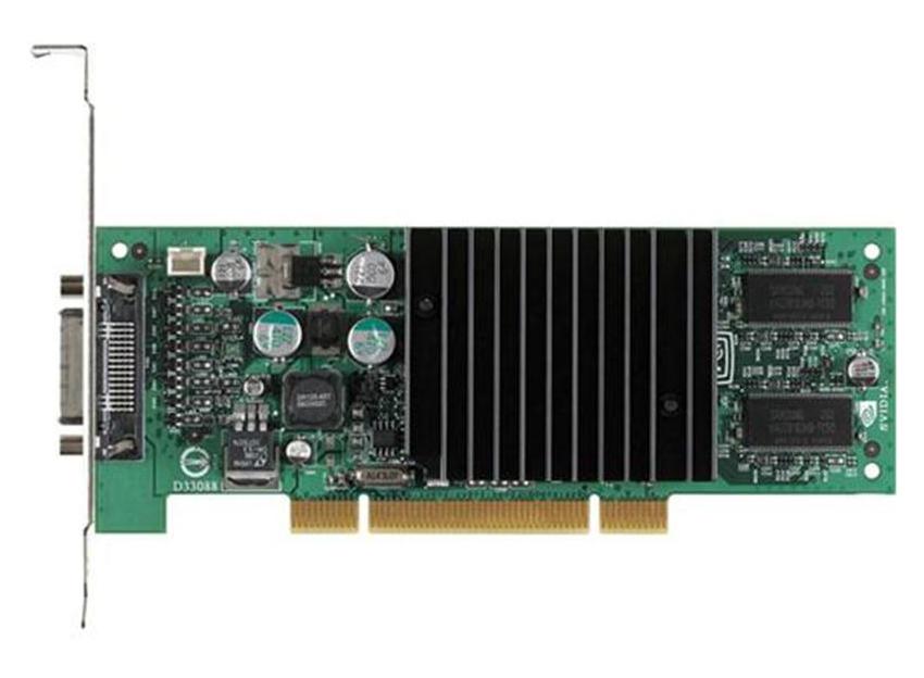 PNY Quadro NVS 280 64MB 32-Bit DDR PCI DMS-59 Video Graphics Card Mfr P/N VCQ4280NVS