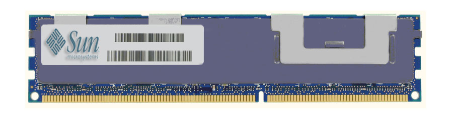 X8362A Sun 4GB PC3-10600 DDR3-1333MHz ECC Registered CL9 240-Pin DIMM 1.35V Low Voltage Single Rank Memory Module