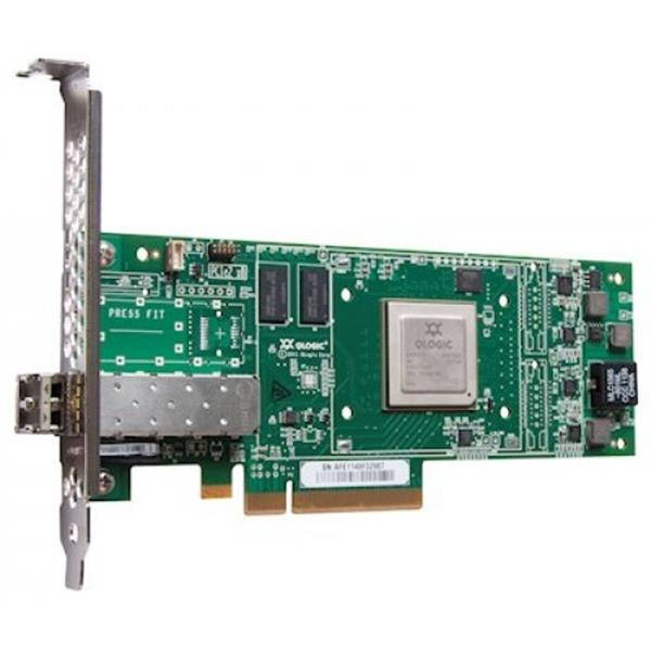 IBM QLogic 16Gb Fibre Channel Single Port Host Bus Adapter for System x Mfr P/N 00Y3337
