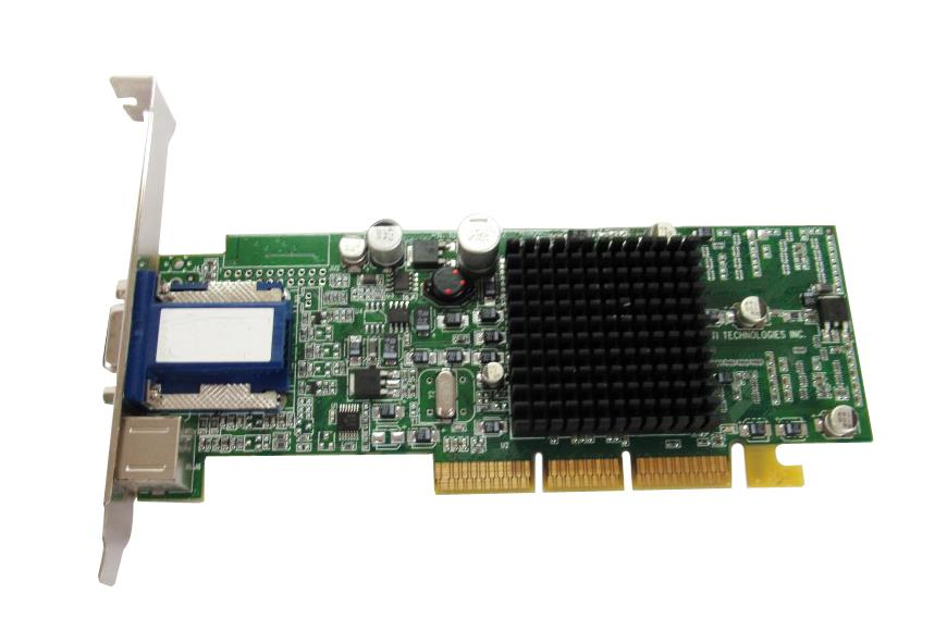 0P767 Dell 32MB ATI Radeon 7500 Video Graphics Card