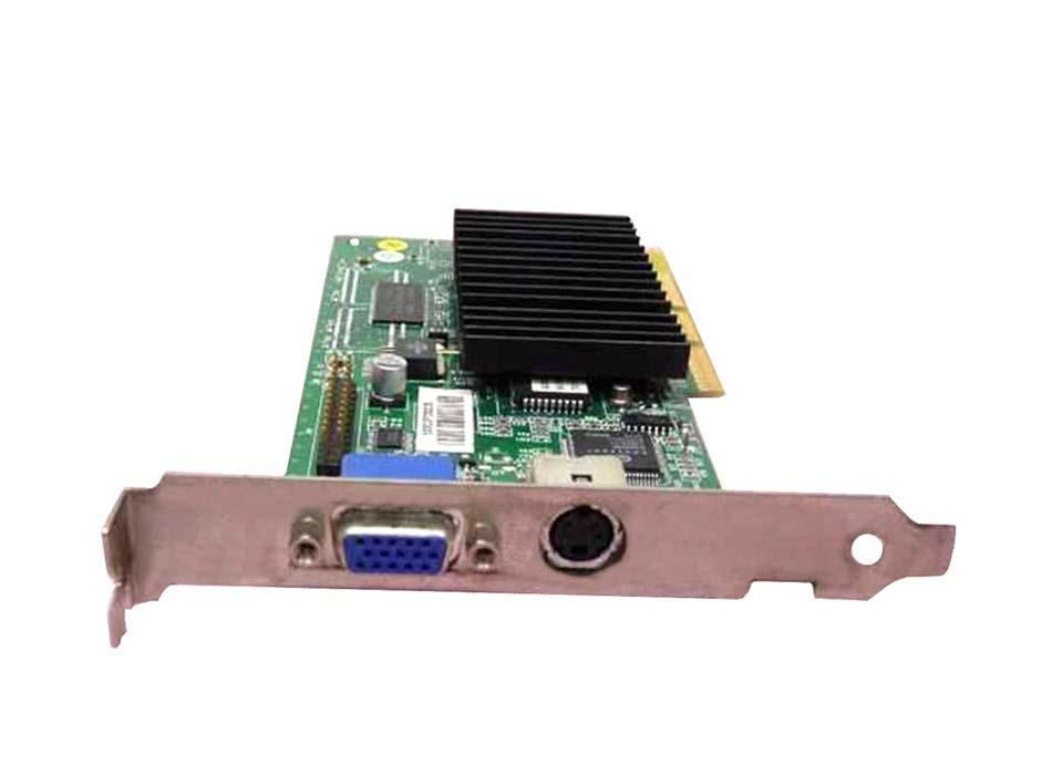 182758-001 Compaq 16Mb N64 Nvidia TNT Pro TV-out Video Graphics Card Presario 4000 5000 5100 5WV 6000 7000 8000 7PL 7EL