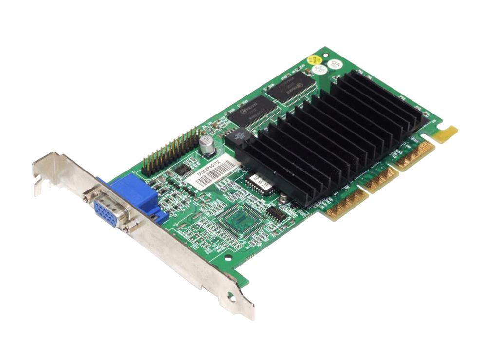 Compaq NVIDIA TNT2 M64 PRO 32MB 4x AGP Controller Mfr P/N 203280-001