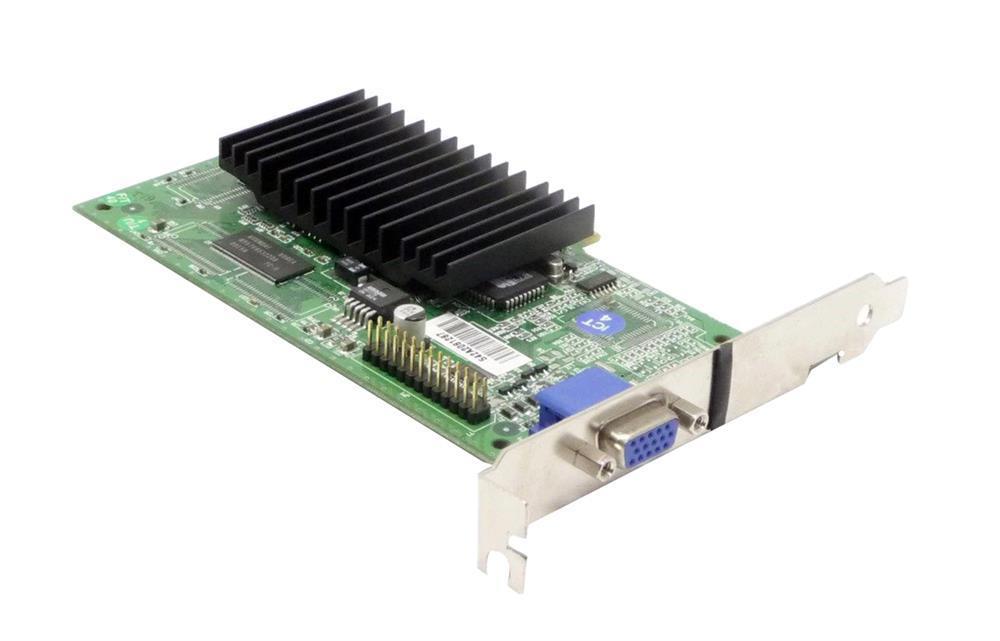 Compaq NVIDIA TNT2 M64 PRO 16MB 4x AGP Controller Mfr P/N 211081-B21