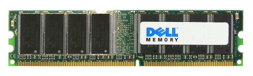 Dell 512MB PC3200 DDR-400MHz non-ECC Unbuffered CL3 184-Pin DIMM Memory Module for Precision WorkStation 650 Workstation Mfr P/N 311-2279