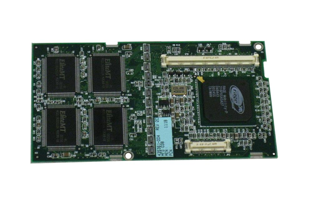 3171R Dell Inspiron 7000 ATI 4MB Video Card